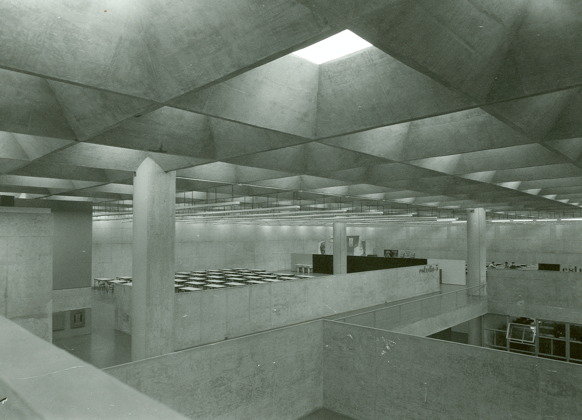 Fauusp Faculdade De Arquitetura E Urbanismo University Of Sao Paulo Vilanova Artigas Arquitectura