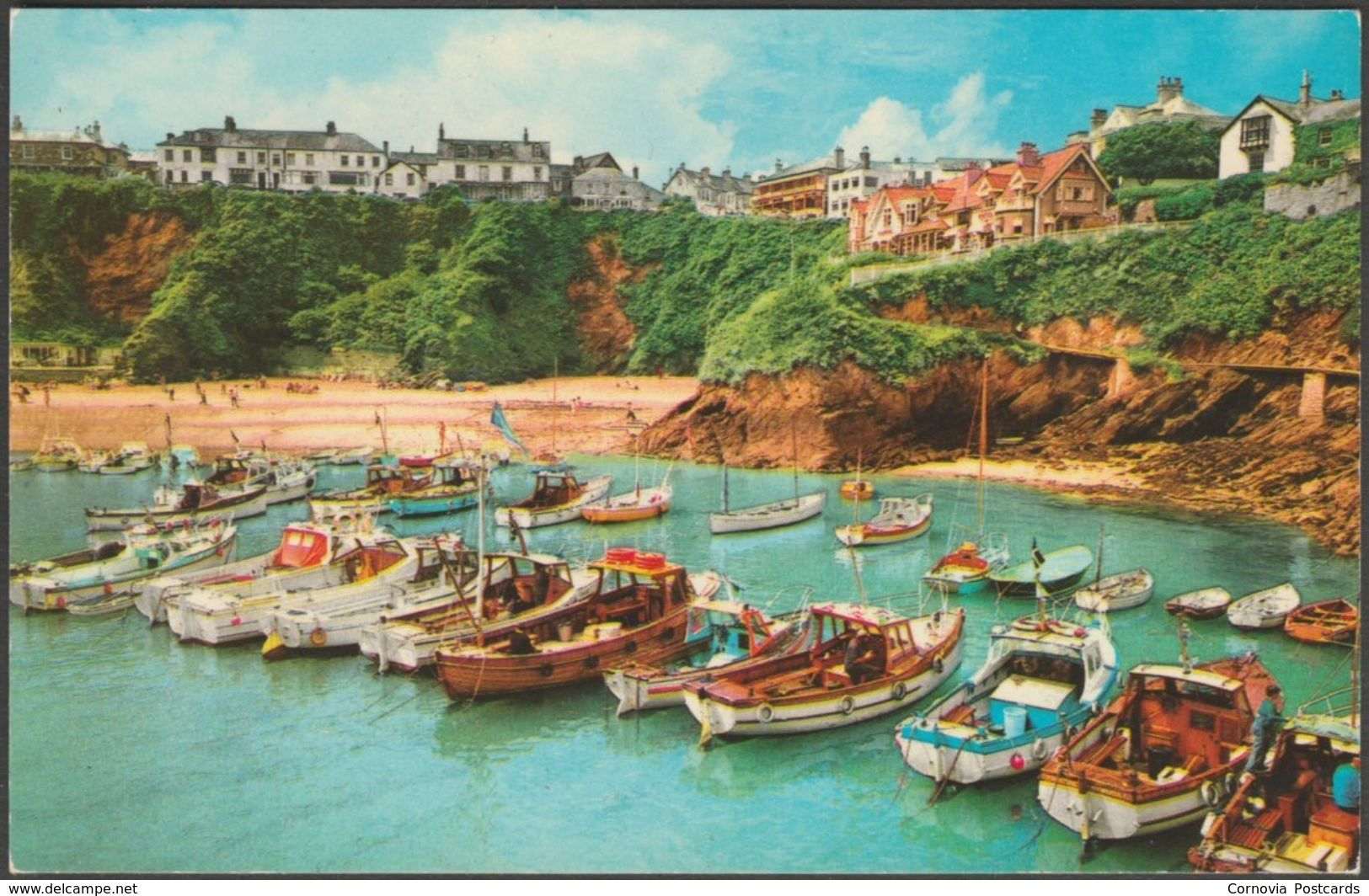 Newquay, Cornwall, c.1970s - Colourmaster Postcard