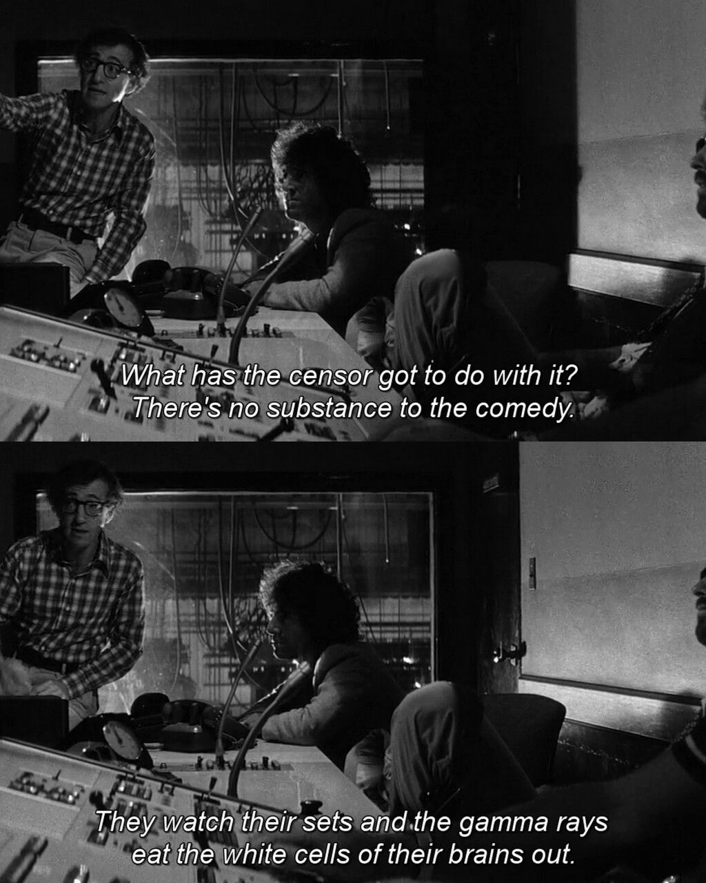 Take The Money And Run - The Woody Allen Pages