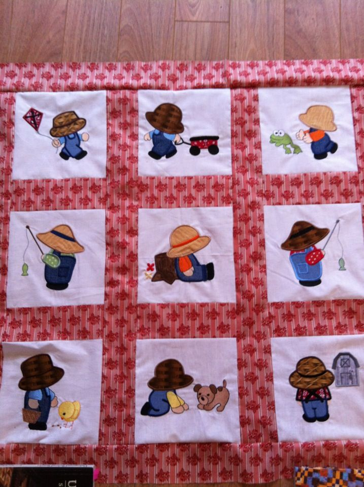 Overall Sam Boys Quilt Patterns Baby Boy Quilt Patterns