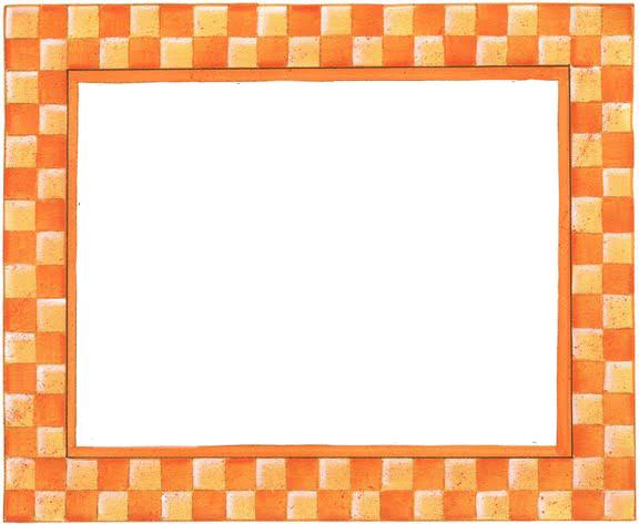 Bordes De Colores Para Imprimir Frames Landscape Bordes Y