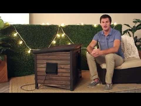 Boomer & George Duplex Dog House with Options & FREE Doors