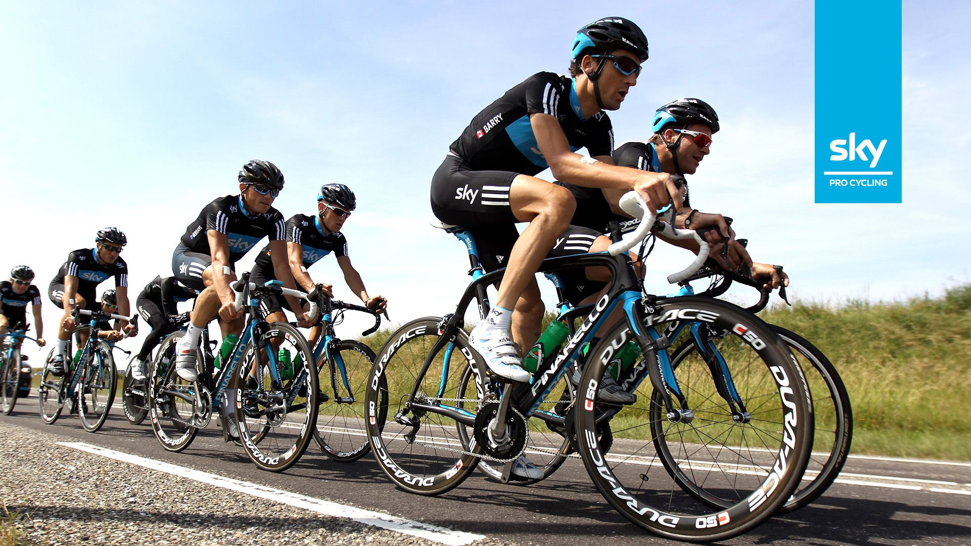 Team Sky Pro Cycling | road cycling | Pinterest