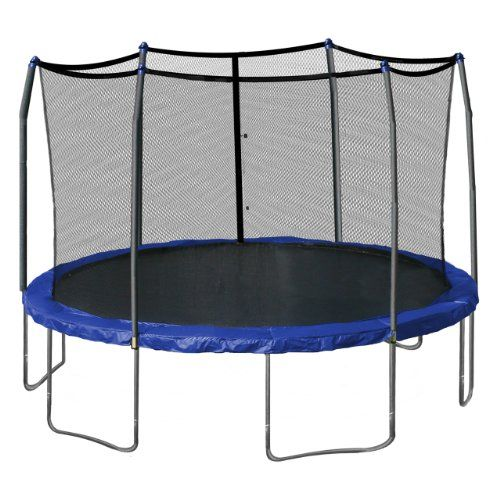 Top 10 Outdoor Trampolines With Safety Enclosure Of 2020 Trampoline Reviews Oval Trampoline Best Trampoline