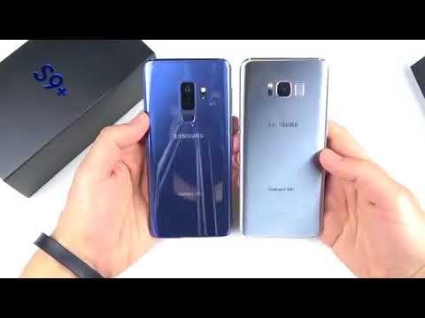 Android 8 0 Version 1:1 Clone/Fake/Replica Galaxy S9/S9 Plus