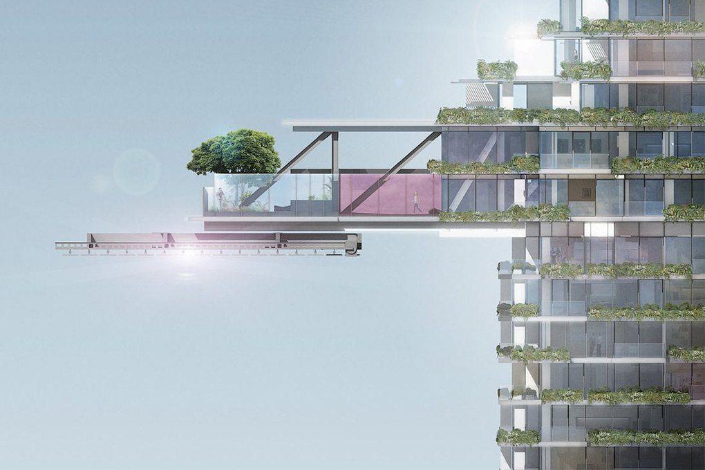 Hopes Tech: 15 самых эффектных небоскрёбов мира. Изображение №61.
