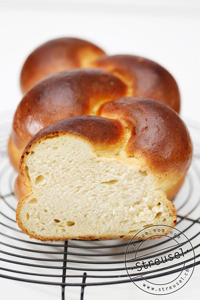 Laktosefreier Sonntagszopf Aus Dinkelmehl Rezept Brot Hefezopf