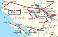 Routenvorschlag Kanada Mit Dem Wohnmobil Mehr In 2019 Wohnmobil