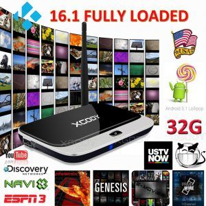 Best Fully Loaded 4K Android TV Kodi Boxes on Ebay 2019