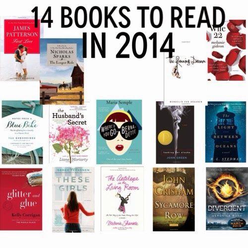 14 Must Read Books to Read in 2014 Los mejores libres para leer en el 2014
