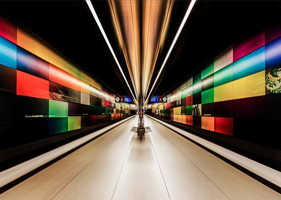 Urban Exploration: Photo Series by Jared Lim | Inspiration Grid | Design Inspiration