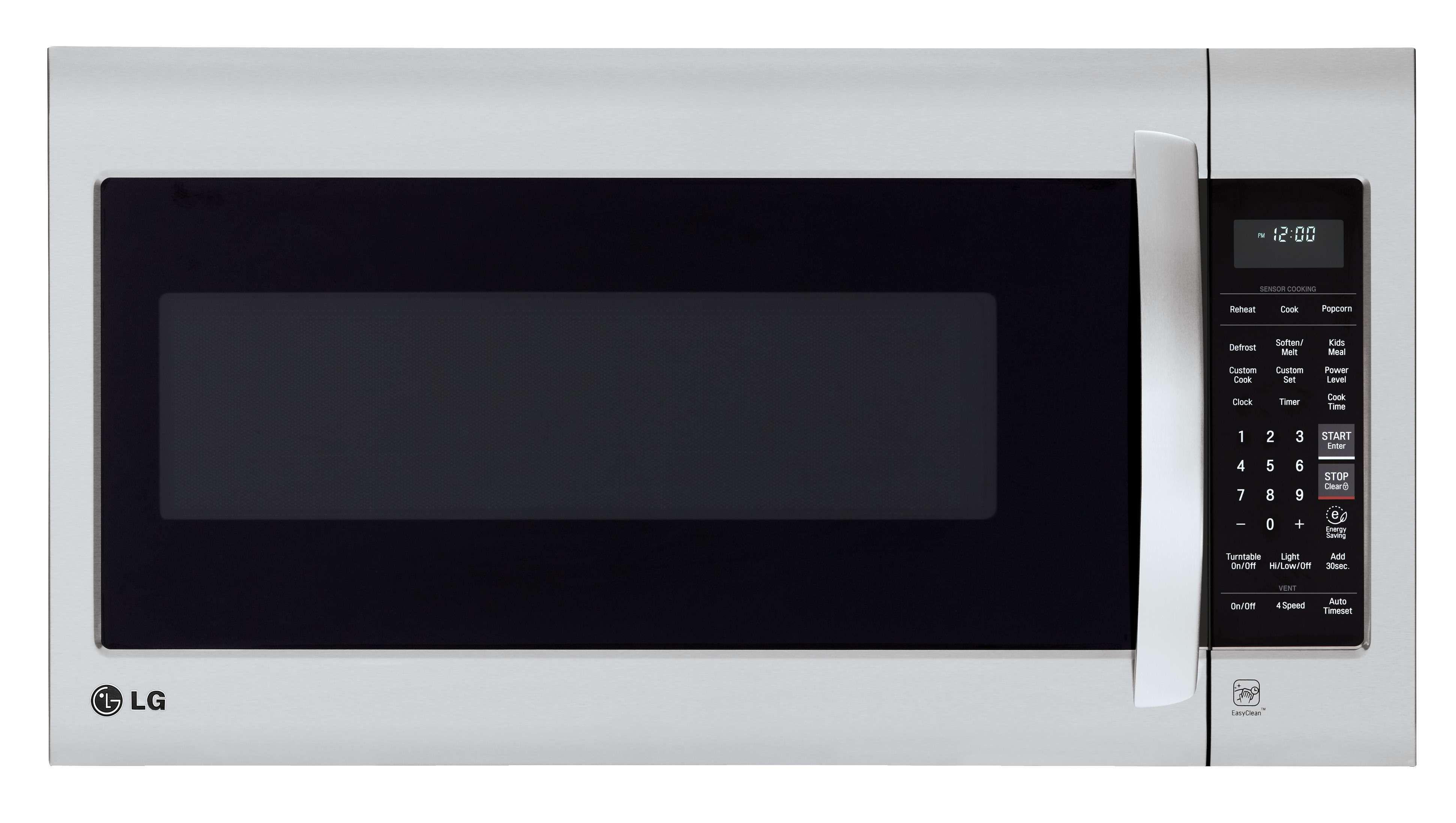 Lg Lmv2031st Over The Range Microwaves