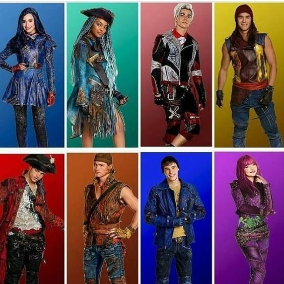 Arquivos Descendentes - Burn Book #descendants3