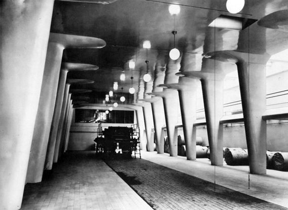 Alvar Aalto - Turun Sanomat gebouw, Turku, Finland, 1927-29   Finnish design and architecture of ...