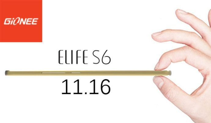 Gionee lancerà l'Elife S6 il mese prossimo #Gionee #Elife #S6 #smartphone #elifes6 #Android #Lollipop http://j.mp/1S5ycUC http://j.mp/1LfV0QA