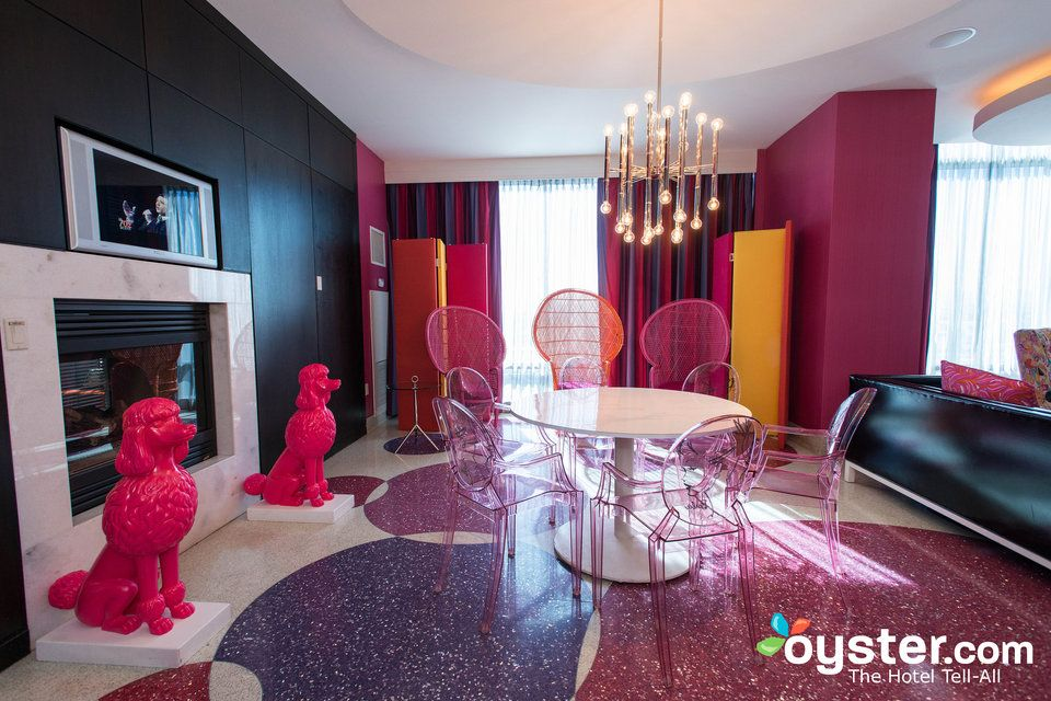the barbie suite at the palms casino resort in 2019