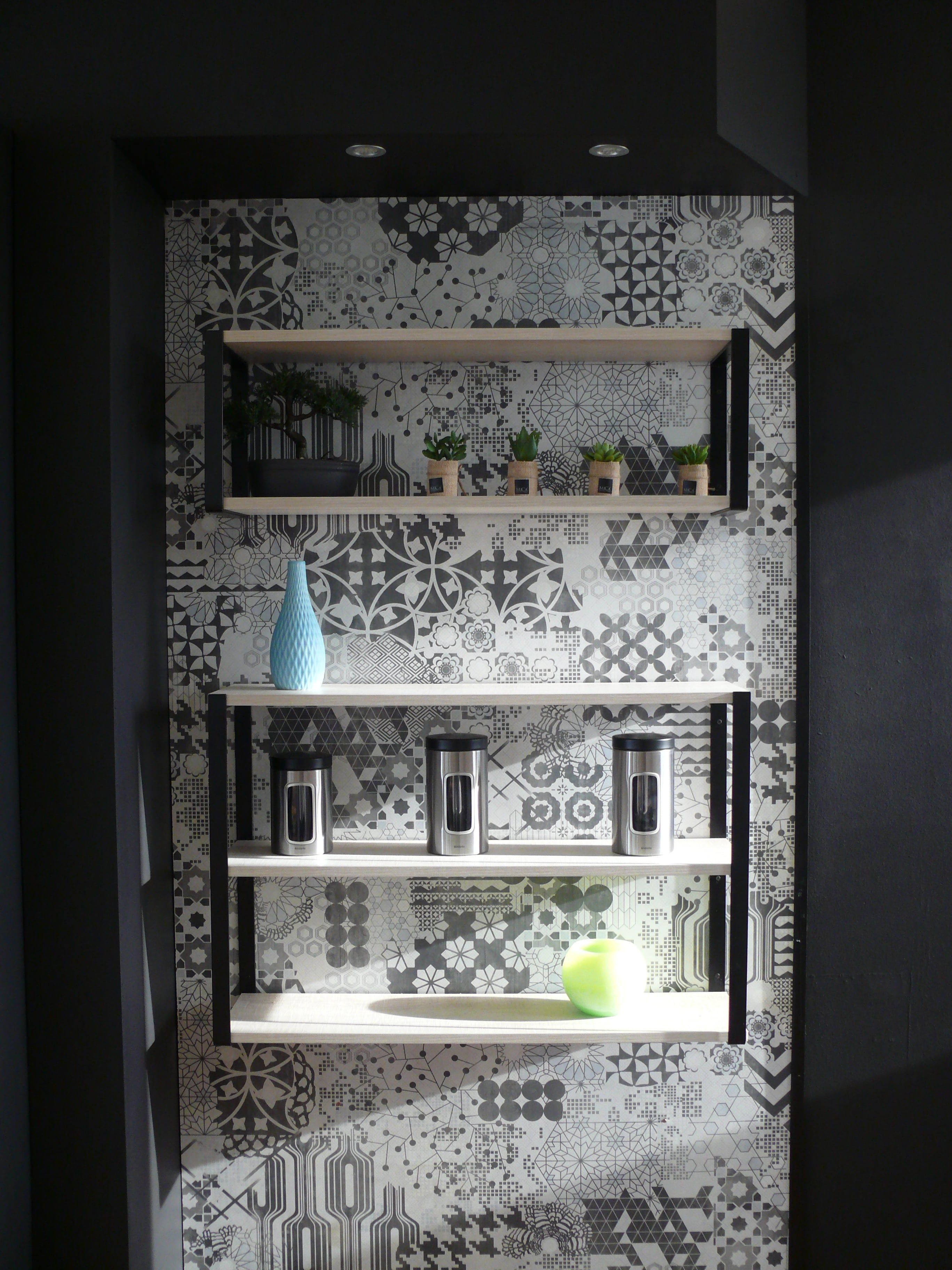 . Pratiques et esthétiques, les étagères murales métalliques offrent de la légèreté à votre intérieur. La décoration et le rangement auront leur place! Prêt à adopter le style industriel? 😉Queries signifiant correspondance plusieurs couleursDurante outre, il est nécessaire d'évaluer ces meubles ou autres posts not seulement en termes p taille, mais également durante termes d'harmonie... #cloison murale #esthétiques #étagères #légèreté #les #métalliques #murales #offrent #Pratiques