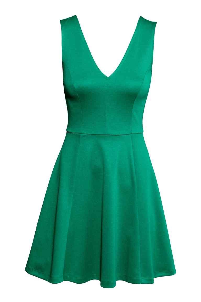 Abito in jersey | H&M | vestito matrimonio | Pinterest | Summer ...