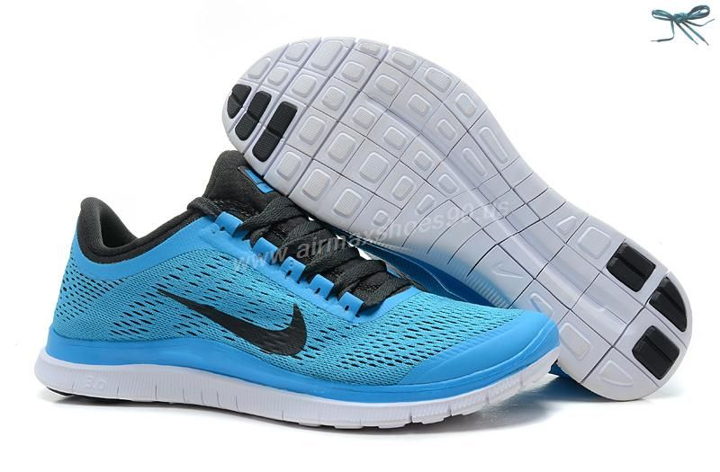 newest collection b0582 00dc6 ... ireland 580393 404 nike free 3.0 v5 mens dark armory black blue hero  6515a 0c355
