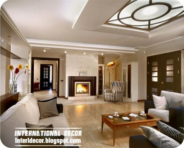 Suspended Ceiling Pop Designs For Living Room 2015 Tiles Lighting Systems