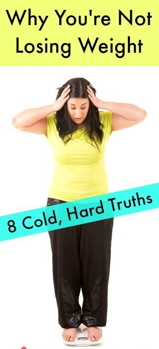 Is it harder to lose weight when you re not overweight