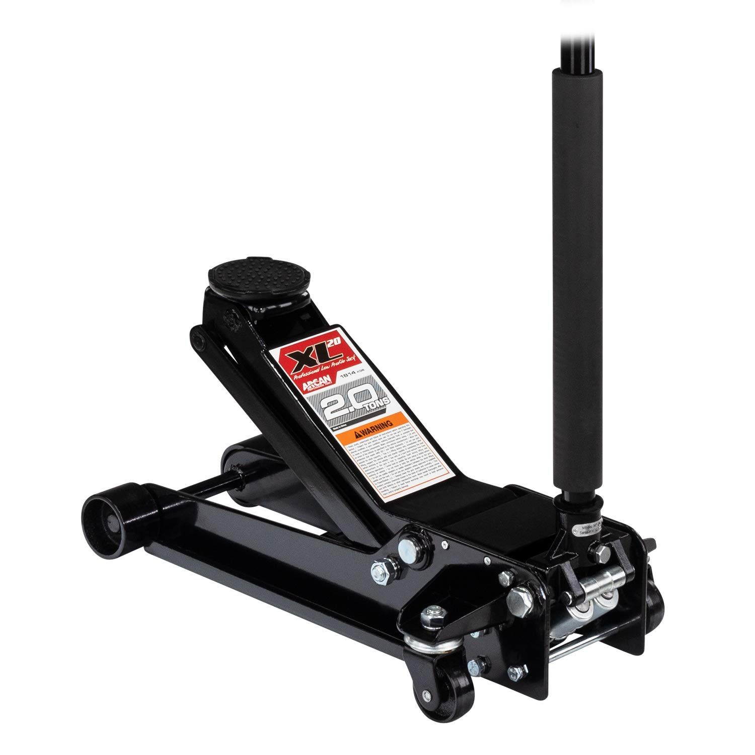 Arcan XL20 2Ton Heavy Duty Low Profile Steel Service Jack