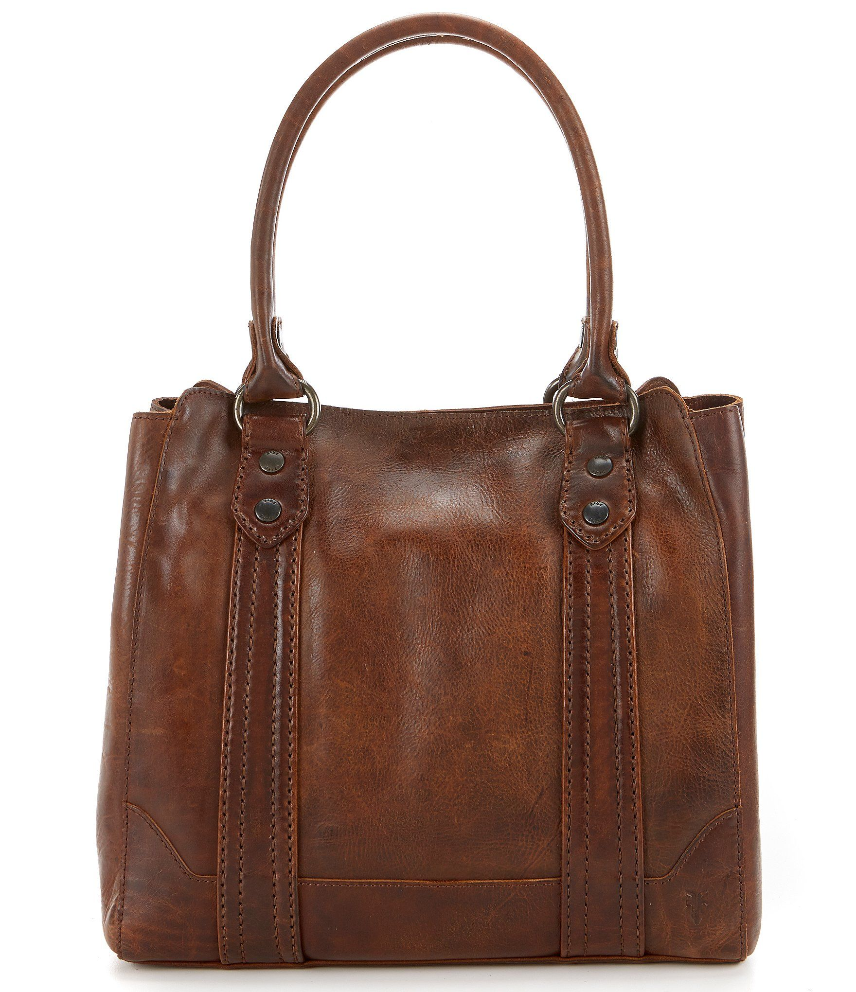 e2423514ce Frye Melissa Washed Leather Tote