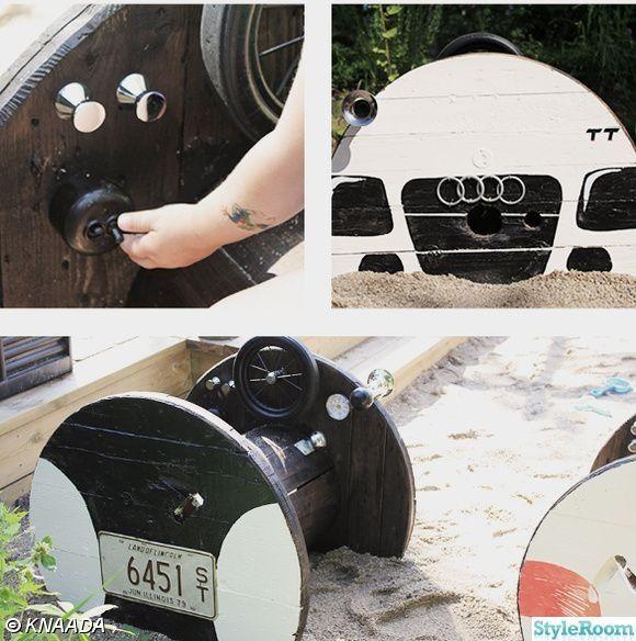 Kinderbett auto audi  Pin von Sam Neil auf A Special ECE Setting | Pinterest