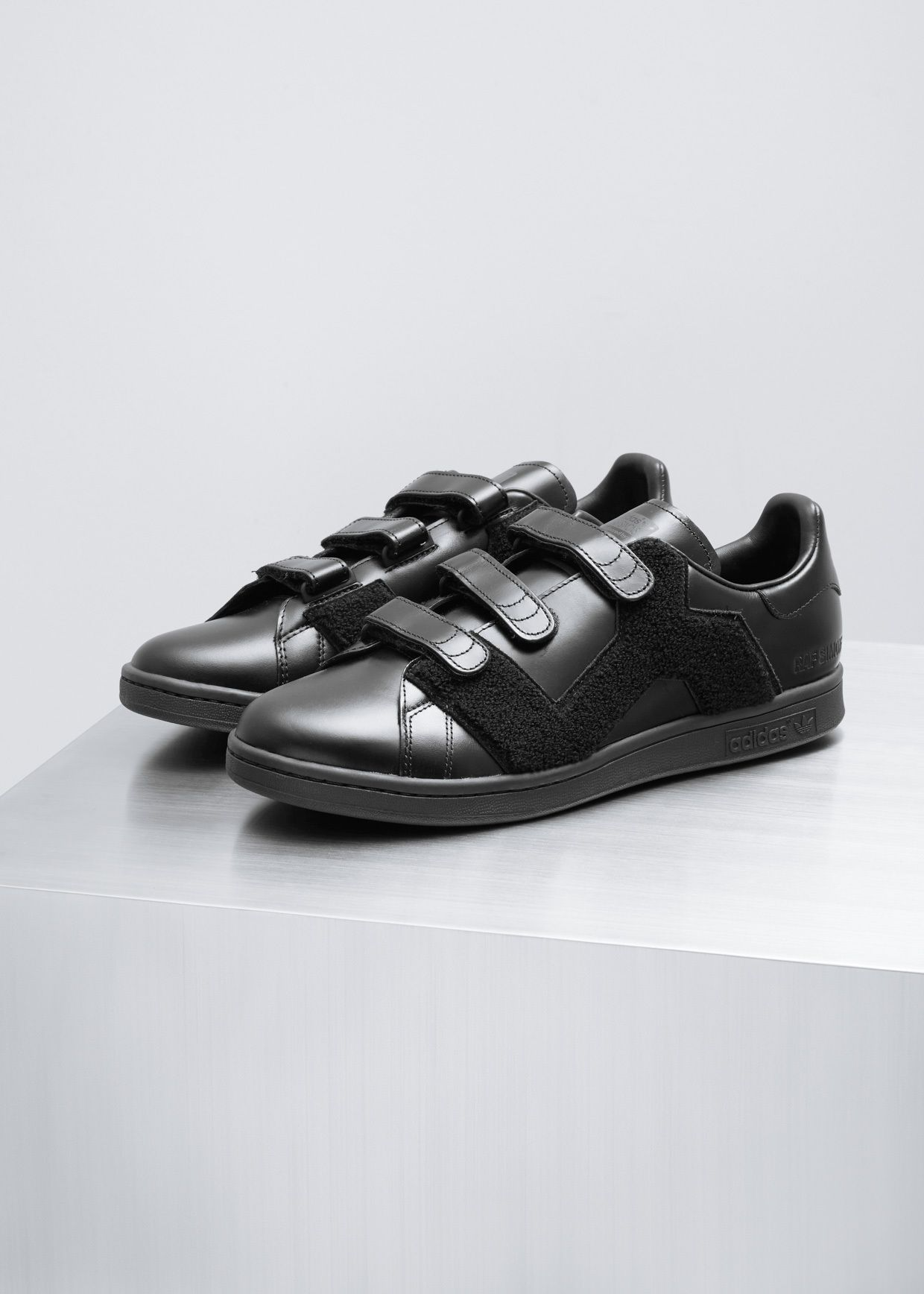 buy popular fresh styles online here Adidas x Raf Simons RS Stan Smith Comfort Badge Sneaker ...