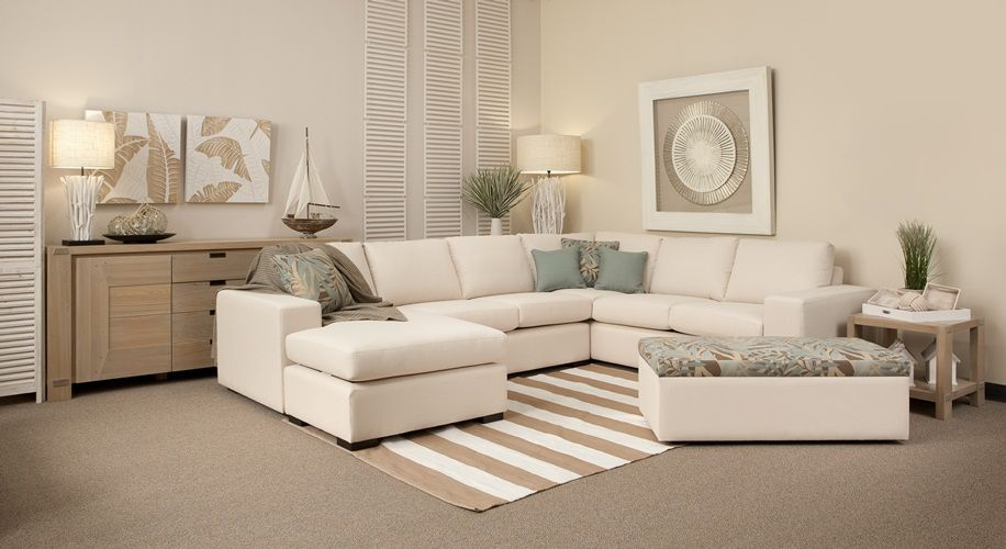 South Beach Modular Lounge Suite