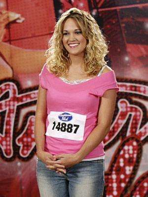 Carrie Underwood Photos Picture 36 American Idol Audition