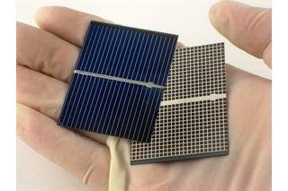 How To Make A Very Cheap Homemade Photovoltaic Solar Cell Homemade Solar Panels Solar Projects Energy Saving Devices