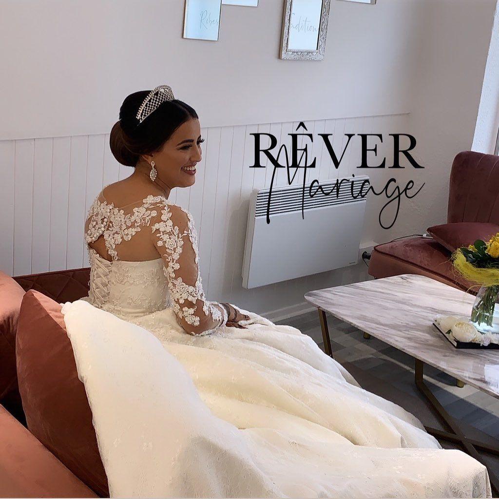 Rever Mariage Ziana Fati Misᥱ ᥱᥒ Bᥱᥲᥙtᥱ Mariee