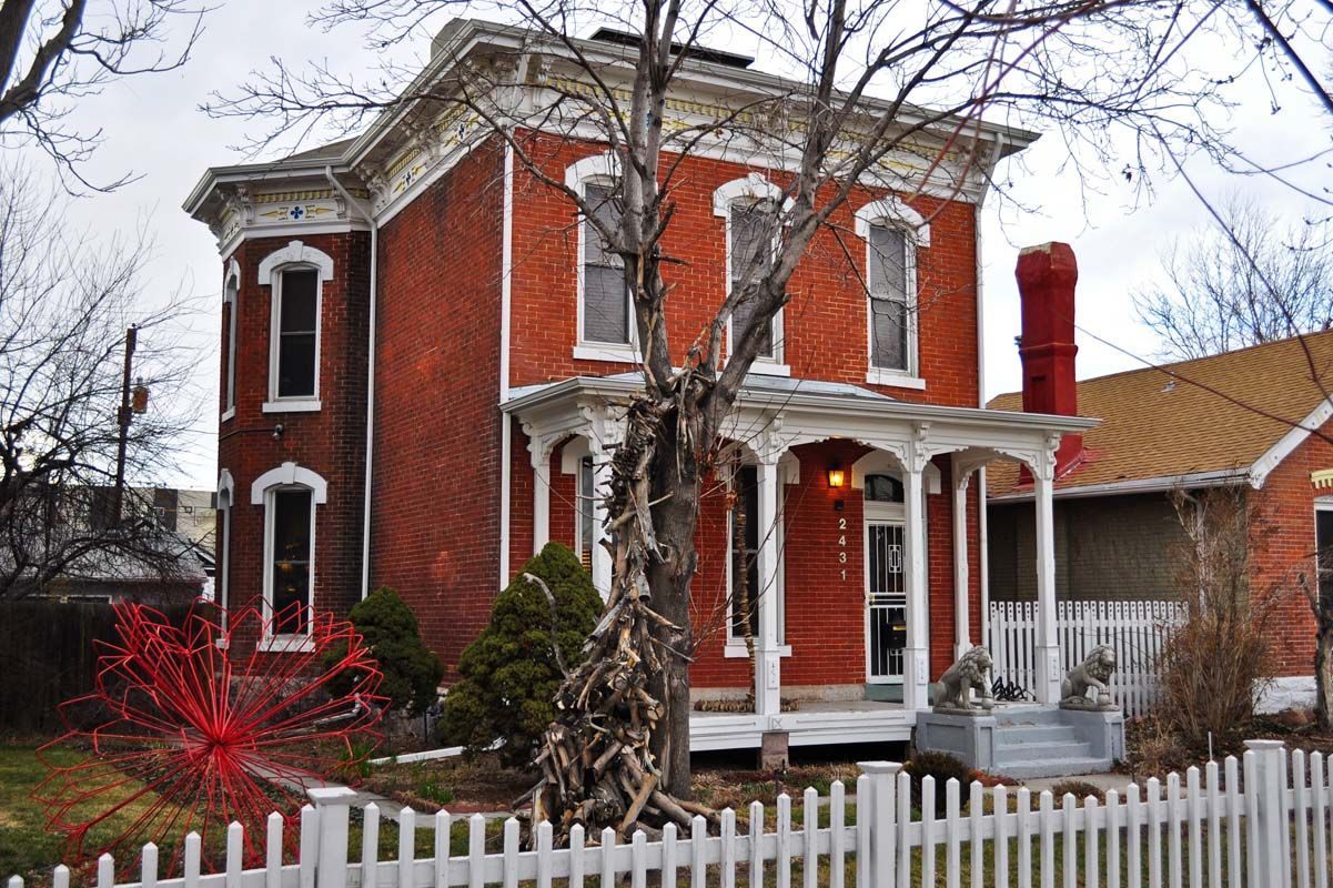 1870 39 s italianate in denver colorado denver urbanism - What architectural style is my home ...
