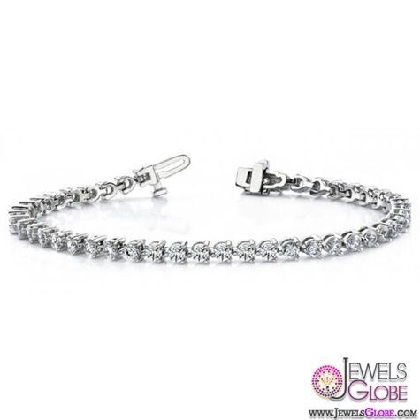 Hot Straight Line Diamond Bracelet Designs – Top Jewelry Brands