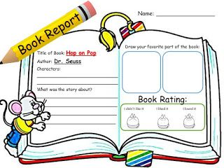 Educational Kismet : Book Report