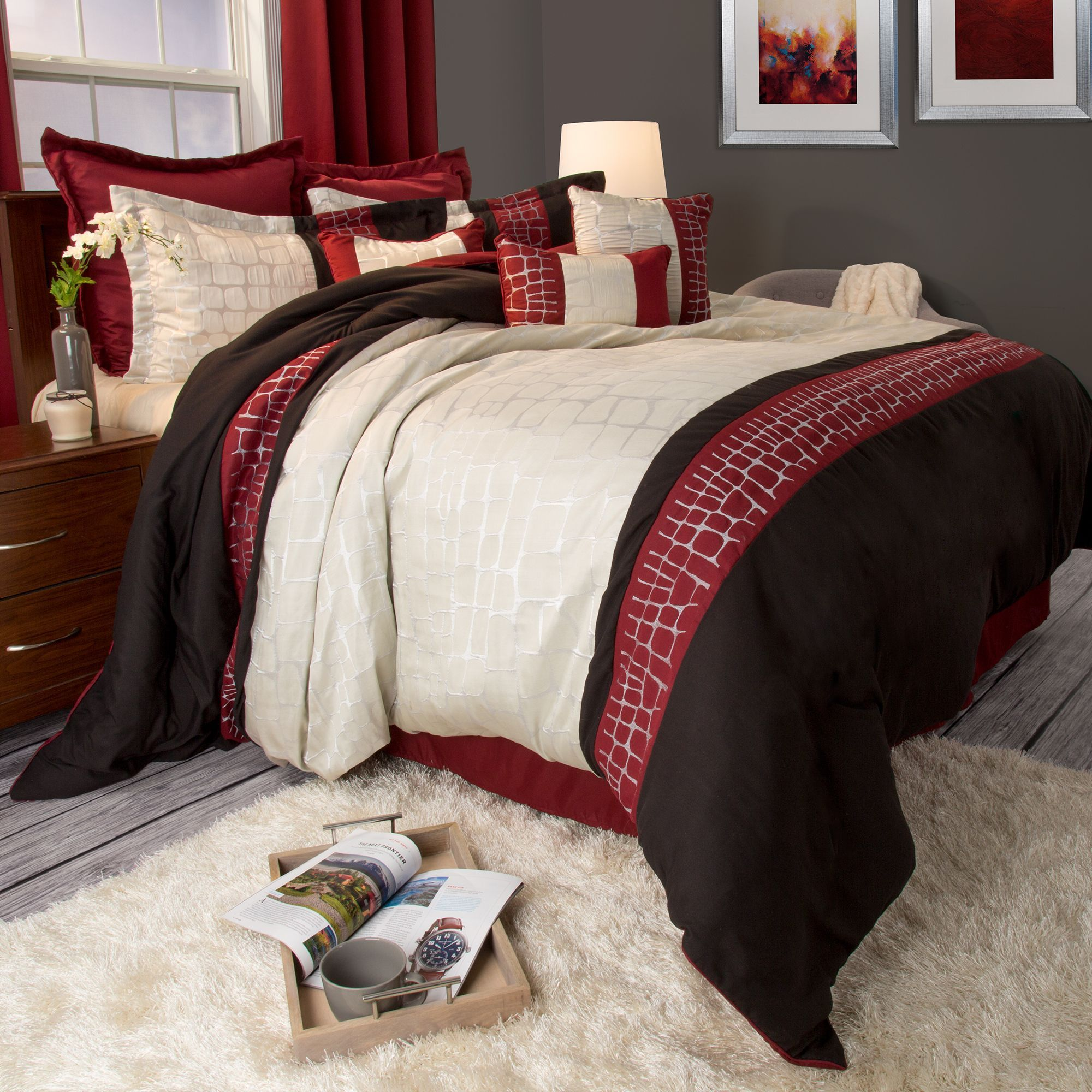 California King Comforters Bedding Guest Room Pinterest