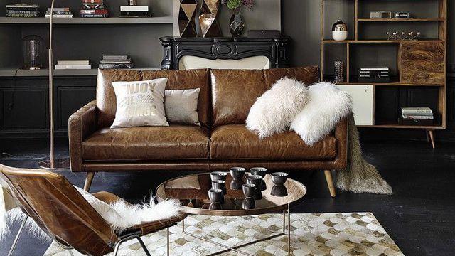 Salon cosy : idées déco pour un salon chaleureux et cocooning ...