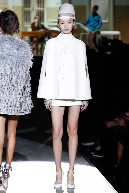Dsquared² | Fall 2014 Ready-to-Wear Collection  #MFWfall2014  #Dsquared²