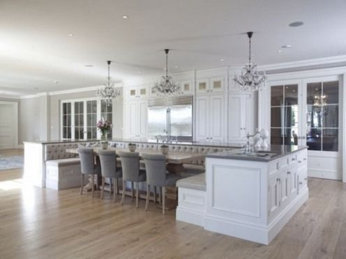 The Run Down on Kitchen Island Ideas Diy with Seating Exposed