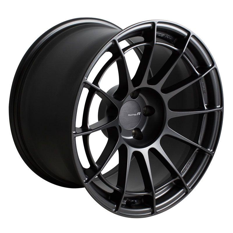 Enkei NT03RR Gunmetal 18x85, 5/112 (Offset 45) Wheel 1010Tires