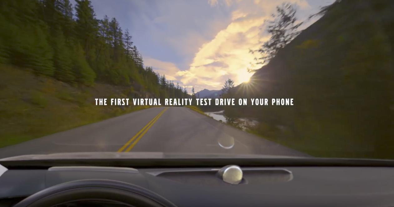 Volvo XC 90 – Now powered by Google Cardboard – MotoMacht |Volvo Virtual Reality