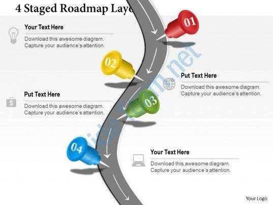 how to make road map for project