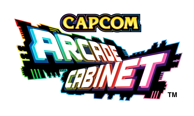 Capcom Arcade Cabinet Logo ロゴ ロゴデザイン ゲーム カプコン