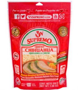 1.00 off V&V Supremo Shredded Cheese Coupon! Cheese