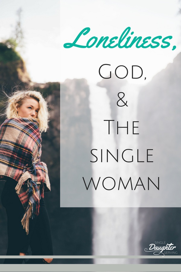 Single and lonely christian