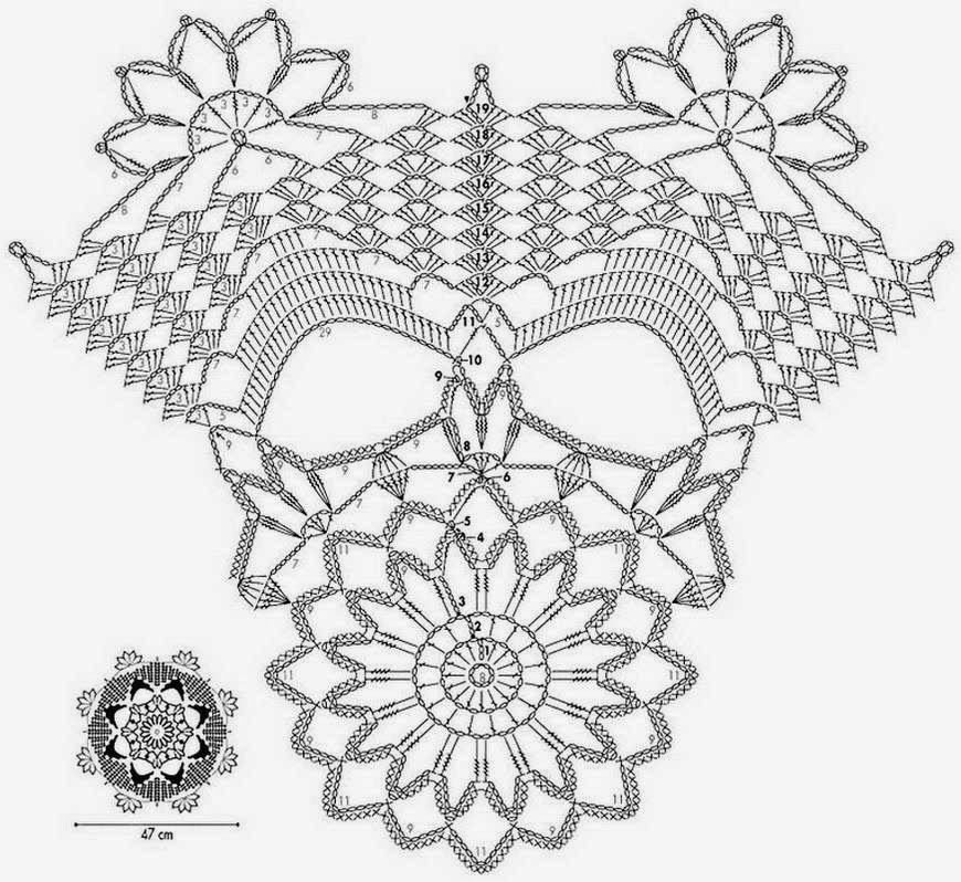 Crochet Art Crochet Doily Free Pattern Very Nice