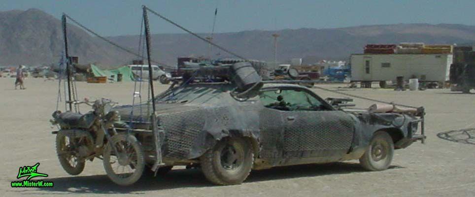 apocalyptic road warrior - photo #21