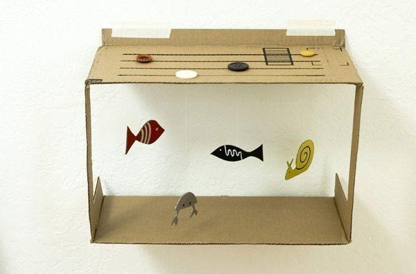 Zabawki Z Tektury Zrob To Sam Strona 10 Baby Online Shoe Box Crafts Cardboard Crafts Paper Crafts For Kids