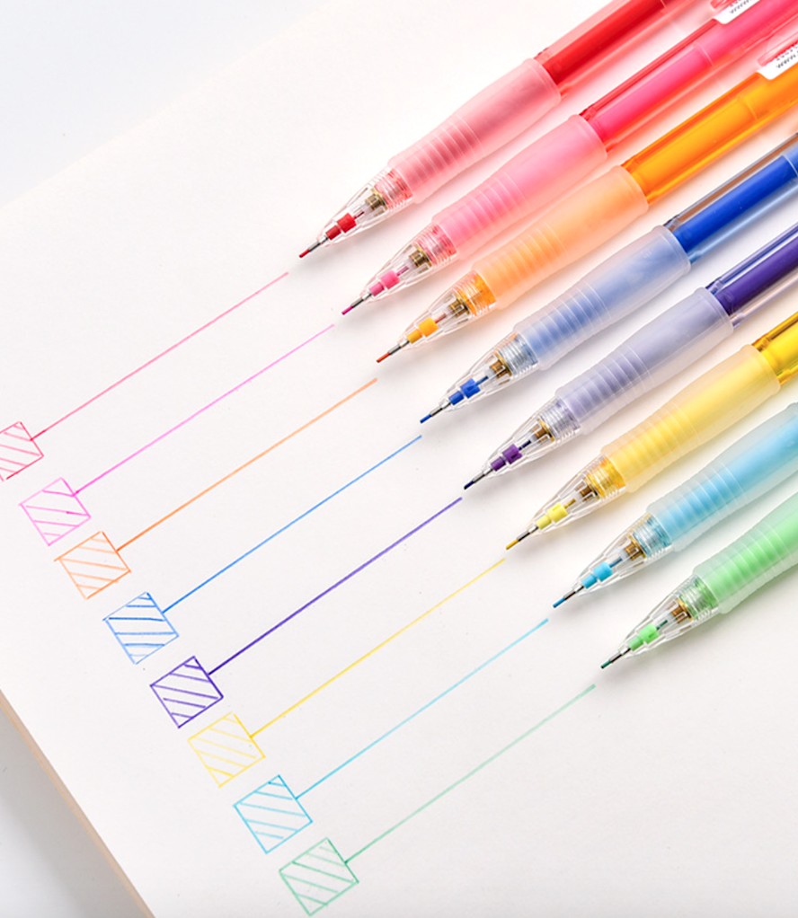 Pilot Color Eno Erasable Mechanical Pencil In 2020 Mechanical Pencils Kawaii Pens Pencil